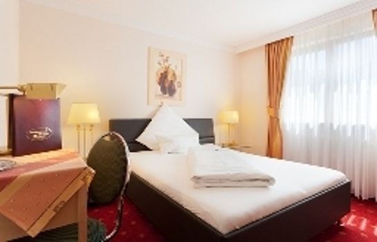 Single room (standard) Kreuz Bodenseehotel