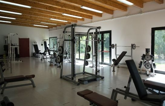 Sporteinrichtungen Geovillage Sport & Wellness Resort