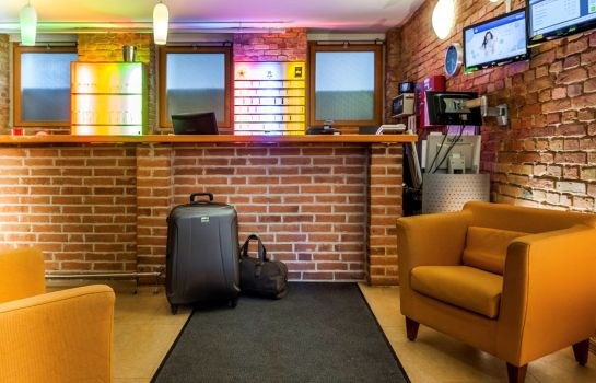 Empfang ibis Styles Berlin City Ost