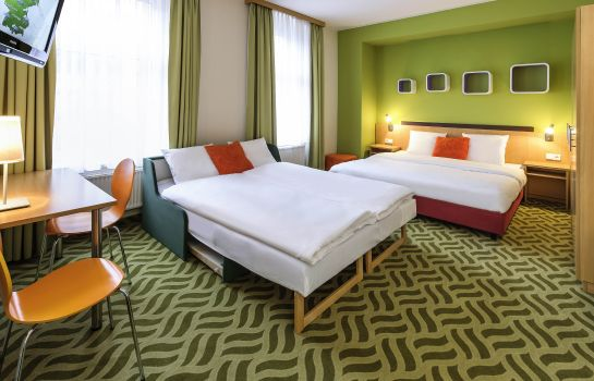 Suite ibis Styles Berlin City Ost