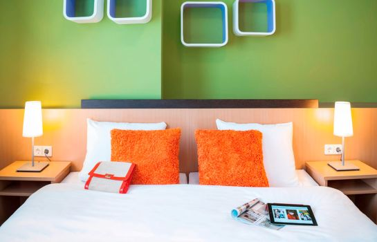 Standardzimmer ibis Styles Berlin City Ost