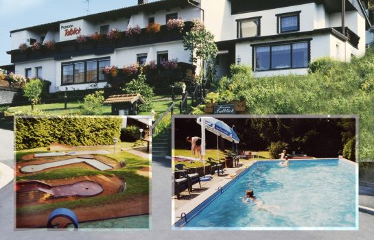 Talblick Pension In Hochst Im Odenwald Hotel De