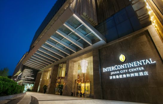 Außenansicht InterContinental Hotels JINAN CITY CENTER