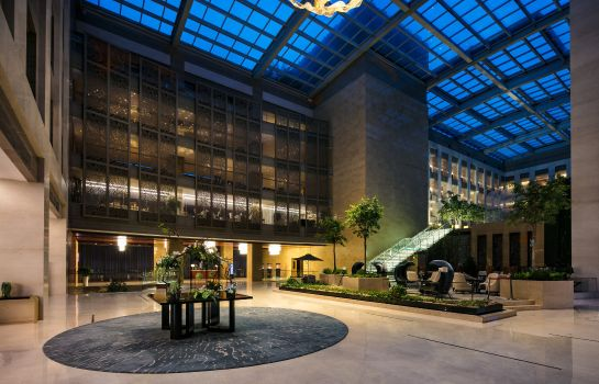 Hotelhalle InterContinental Hotels JINAN CITY CENTER
