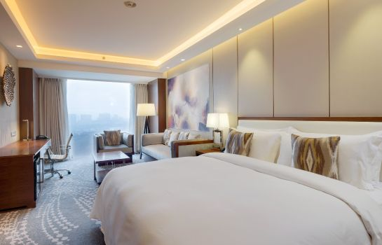 Zimmer InterContinental Hotels JINAN CITY CENTER