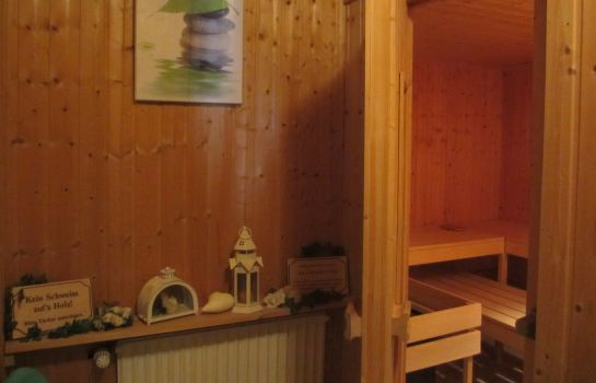 Sauna Talblick Pension