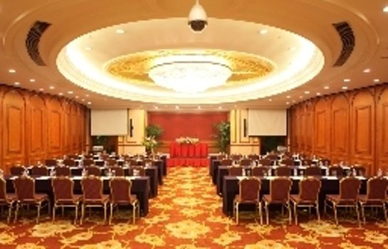 Meeting room Guxiang Hotel Shanghai (Former Howard Johnson Plaza Shanghai)