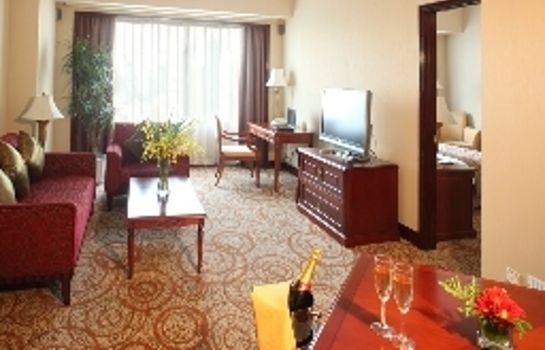 Suite Guxiang Hotel Shanghai (Former Howard Johnson Plaza Shanghai)