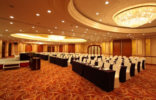 Conference room Guxiang Hotel Shanghai (Former Howard Johnson Plaza Shanghai)