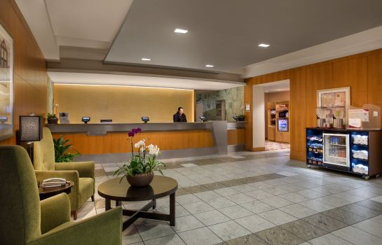 Hotelhalle Crowne Plaza SAN FRANCISCO AIRPORT