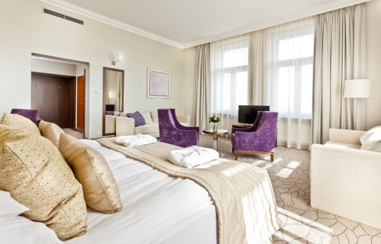 Pokój typu junior suite King David Prague