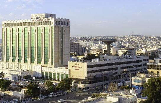 Exterior view Crowne Plaza AMMAN