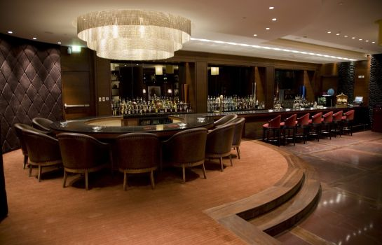 Hotel bar Crowne Plaza AMMAN