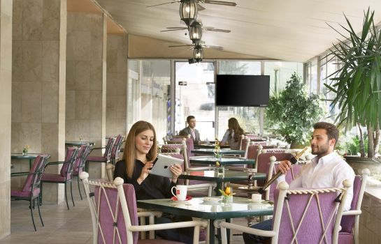 Restaurant Crowne Plaza AMMAN