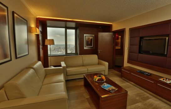 Suite Crowne Plaza AMMAN
