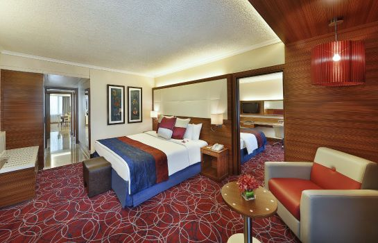 Room Crowne Plaza AMMAN