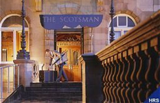 Exterior view The Scotsman Hotel