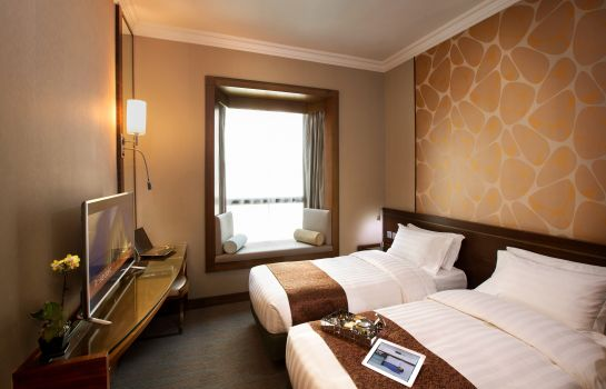 Double room (superior) Rosedale Hotel Hong Kong