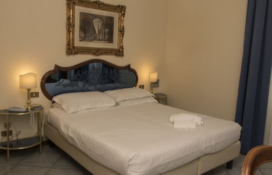 Standardzimmer Hotel Goldoni