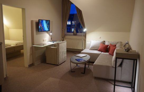Junior Suite Hermes Hotel Oldenburg