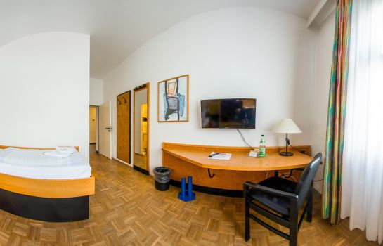 Chambre individuelle (standard) Hotel an der Therme Haus 3