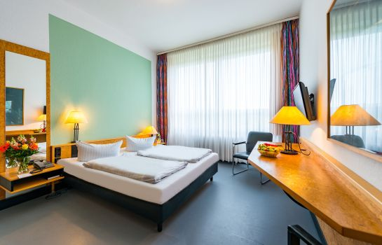 Chambre double (standard) Hotel an der Therme Haus 3