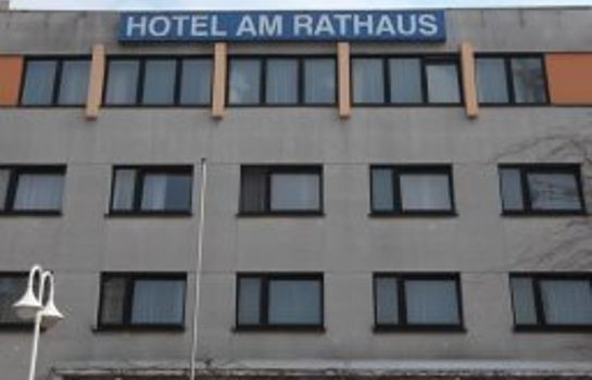 Exterior view Fair Hotel am Rathaus