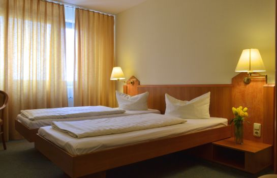 Double room (standard) Fair Hotel am Rathaus
