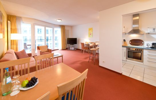 Junior suite HSH Hotel Apartments Mitte