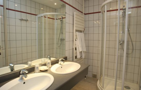 Badezimmer Hotel The Originals Metz Moderne (ex Inter-Hotel)