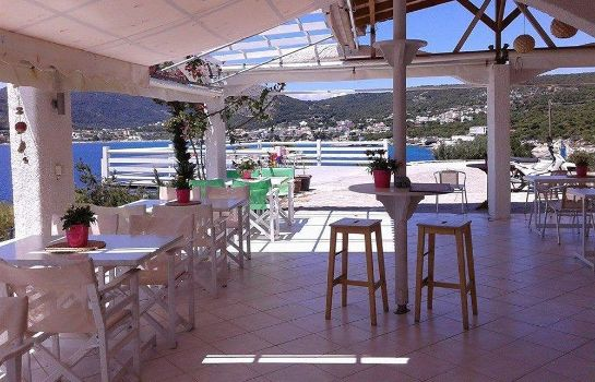 Breakfast room Kavos Bay Seafront Hotel