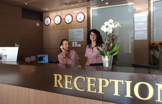 Recepcja MPM Hotel Astoria - Ultra All Inclusive