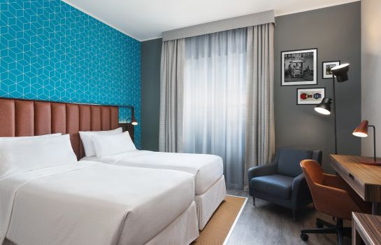 Doppelzimmer Komfort Four Points by Sheraton Milan Center