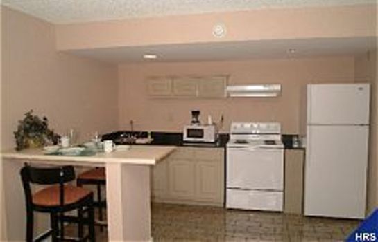 Kitchen Cumberland Inn & Suites