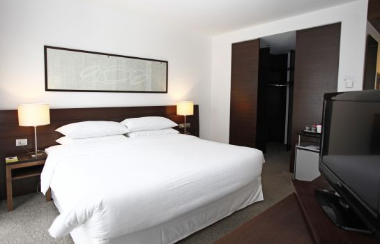 Junior Suite Four Points by Sheraton Bolzano