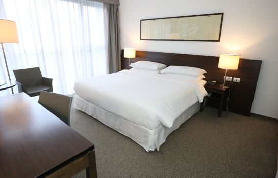 Doppelzimmer Komfort Four Points by Sheraton Bolzano