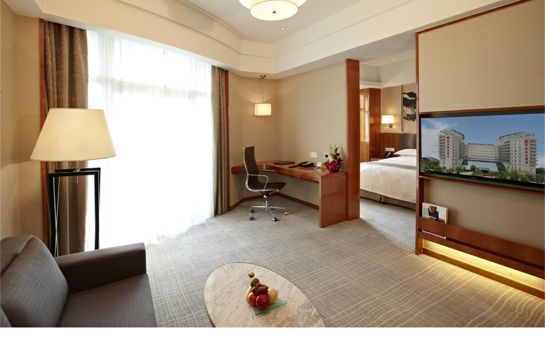 Junior Suite Ramada Plaza Shanghai Pudong Airport