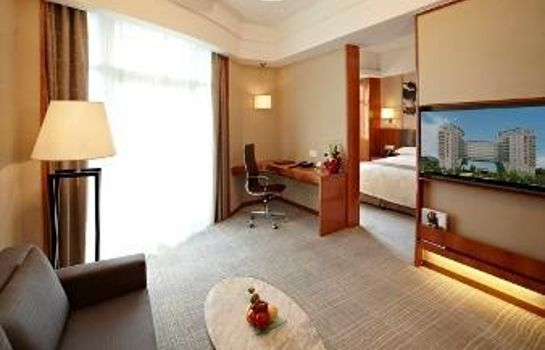 Suite Ramada Plaza Shanghai Pudong Airport