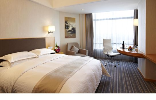 Chambre individuelle (standard) Ramada Plaza Shanghai Pudong Airport