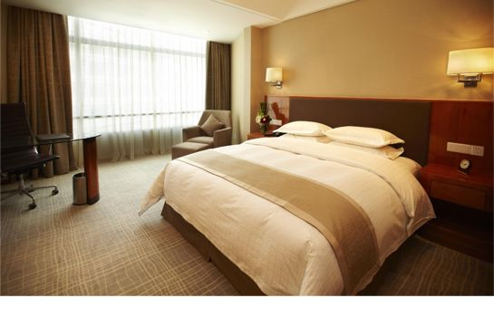 Chambre individuelle (confort) Ramada Plaza Shanghai Pudong Airport