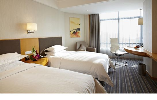 Chambre double (standard) Ramada Plaza Shanghai Pudong Airport