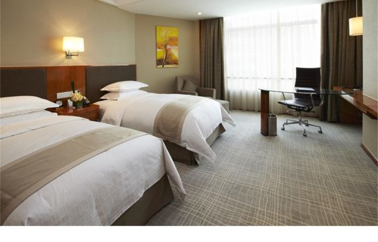 Chambre double (confort) Ramada Plaza Shanghai Pudong Airport