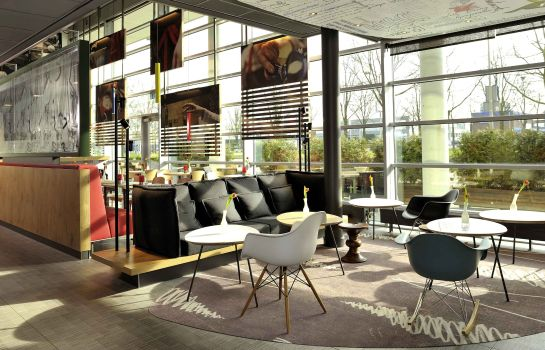 Hotel bar ibis Amsterdam City West
