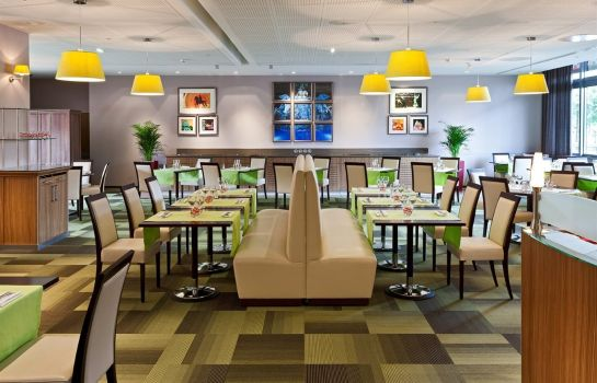 Restaurant Crowne Plaza LYON - CITE INTERNATIONALE