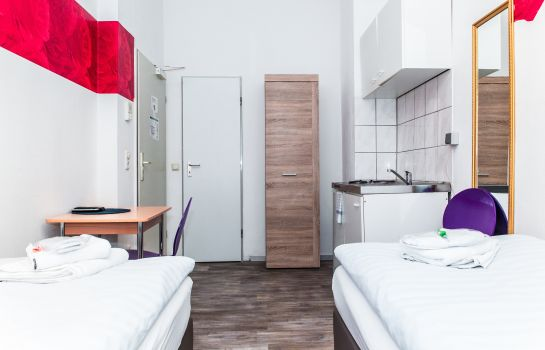 Doppelzimmer Standard City Pension Storch II.