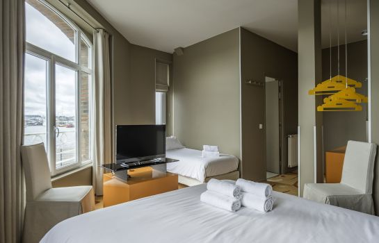 Triple room Aubade