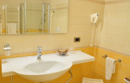 Salle de bains San Giorgio Sure Hotel Collection by Best Western