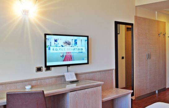 Chambre double (confort) San Giorgio Sure Hotel Collection by Best Western