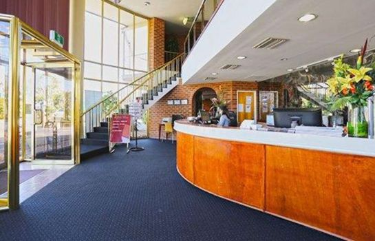 Hotelhalle Quality Hotel Melbourne Airport