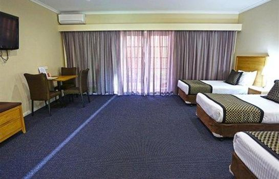 Zimmer Quality Hotel Melbourne Airport